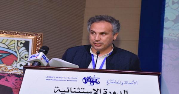 """كودار يدعو إلى اجتماع اللجنة التحضيرية للمؤتمر الوطني لـ""""البام"""" بمراكش"""
