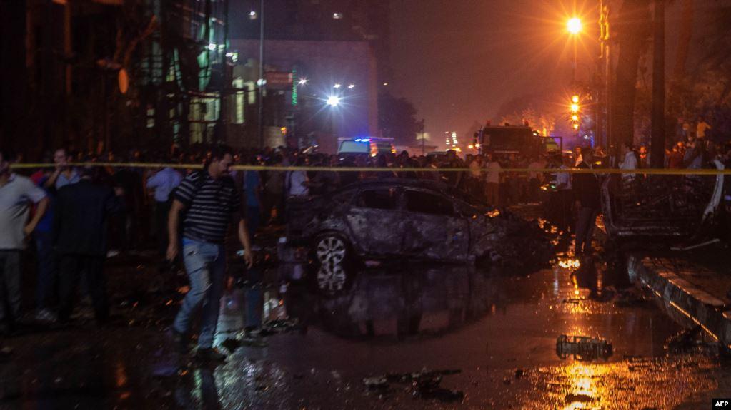 ارتفاع عدد القتلى في حادث تصادم السيارات بالقاهرة