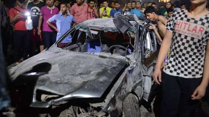 """الداخلية المصرية: """"تفجير إرهابي"""" وراء كارثة القاهرة"""