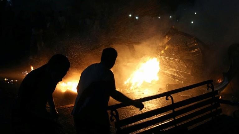 """السلطات المصرية تحدد هوية منفذ عملية  تفجير """"معهد الأورام"""""""