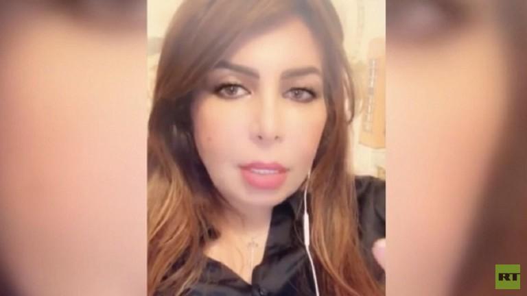 نفاق سعودي...  ناشطة تصف بن سلمان بالرسول  وتثير موجة غضب