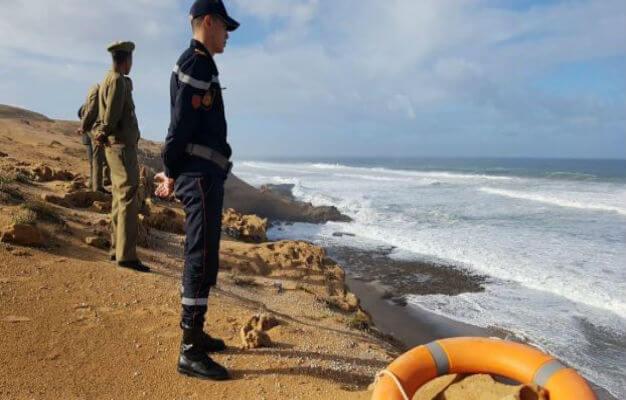 أعضاء بشرية بشاطئ الناظور تستنفر السلطات