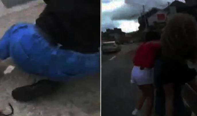 كراهية: الإعتداء بالضرب على فتاة مسلمة في إيرلندا وتمزيق حجابها بالشارع العام