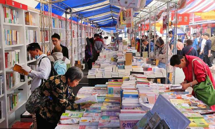 المغرب يشارك بأكثر من 100 مؤلف في معرض بكين الدولي للكتاب