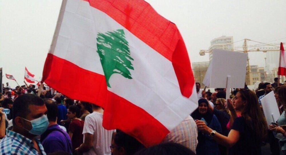 مظاهرات في لبنان احتجاجا على تدهور الأوضاع الاقتصادية