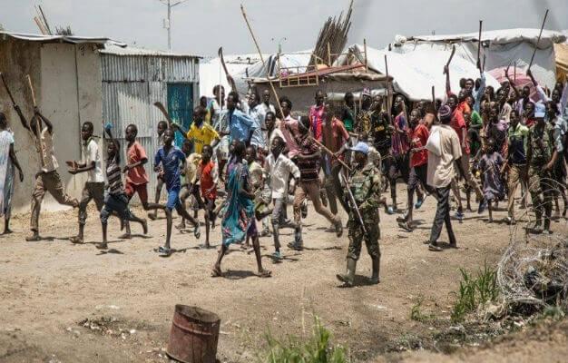 """جنوب السودان: قتلى في """"اشتباكات قبلية"""""""
