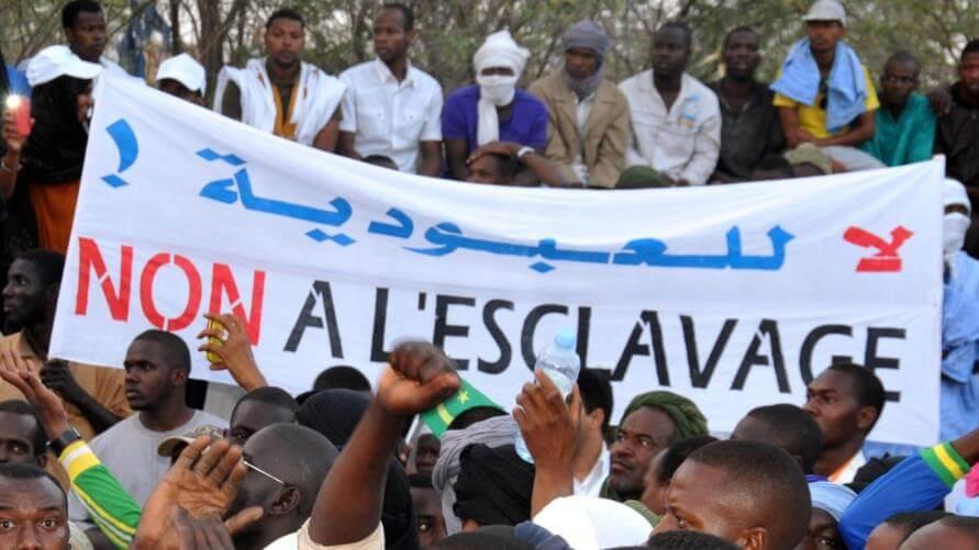 """حزب موريتاني يحذر الحكومة من التراخي في مواجهة """"الاسترقاق"""""""