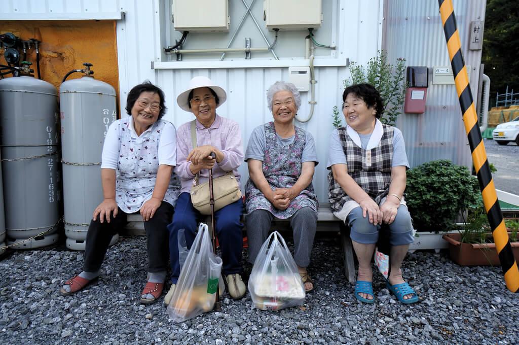 70 ألف معمر من سكان اليابان يتخطون 100 عام