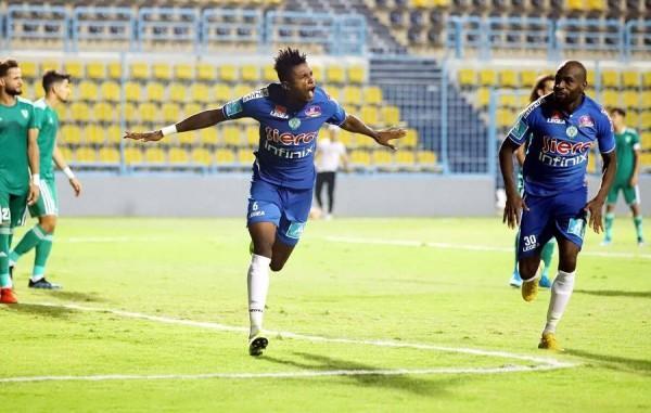الرجاء البيضاوي يفوز على النصر الليبي في دوري أبطال إفريقيا
