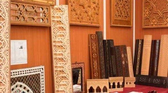 مكناس تحتضن الدورة الرابعة للمعرض الدولي للخشب