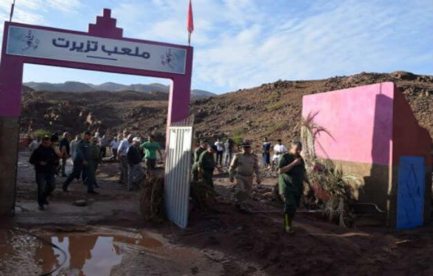 """إلغاء مهرجان """"الكركاع"""" تضامنا مع ضحايا الفيضانات"""