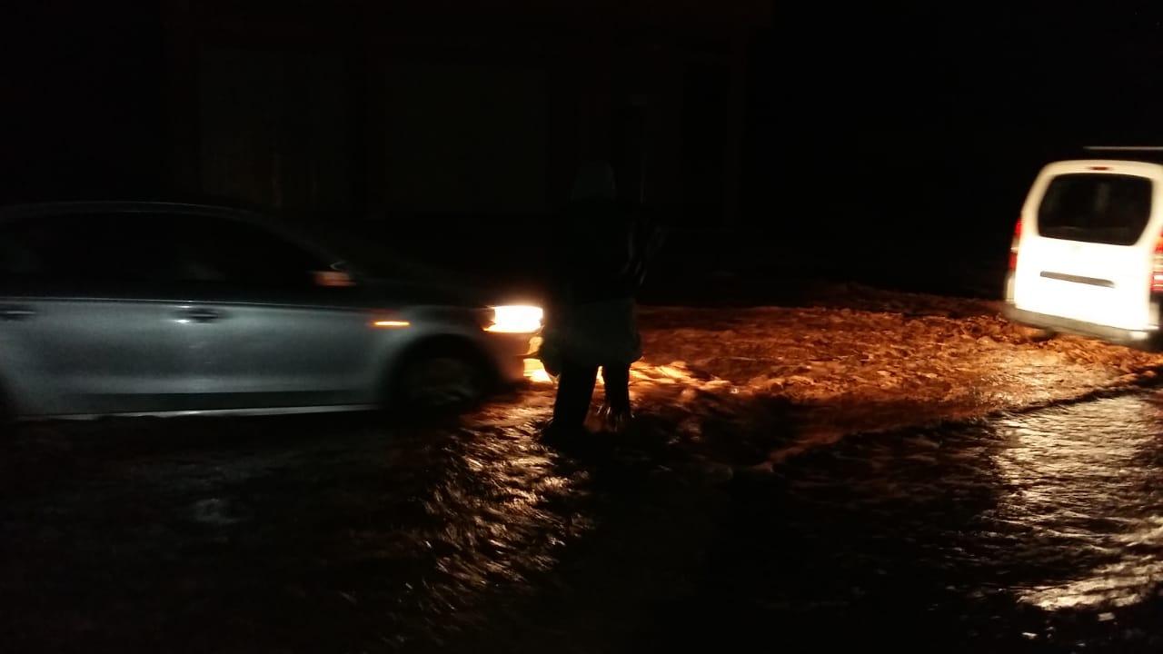عاجل: الفيضانات تجتاح دواوير بإقليم الرحامنة
