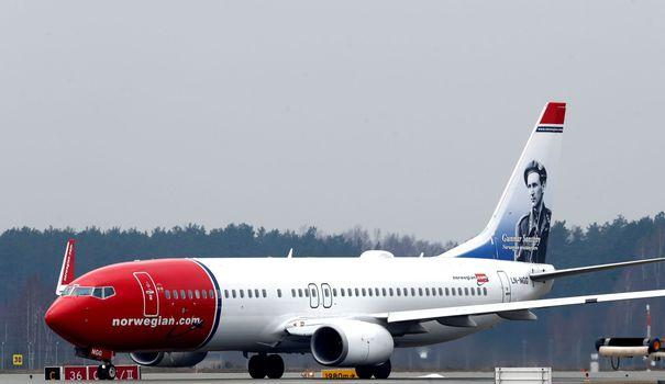 التهديد يتسبب في هبوط اضطراري لطائرة نرويجية متوجهة لمراكش