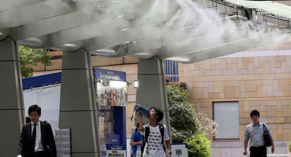 وفاة أكثر من 100 شخص في اليابان بسبب الحر الشديد