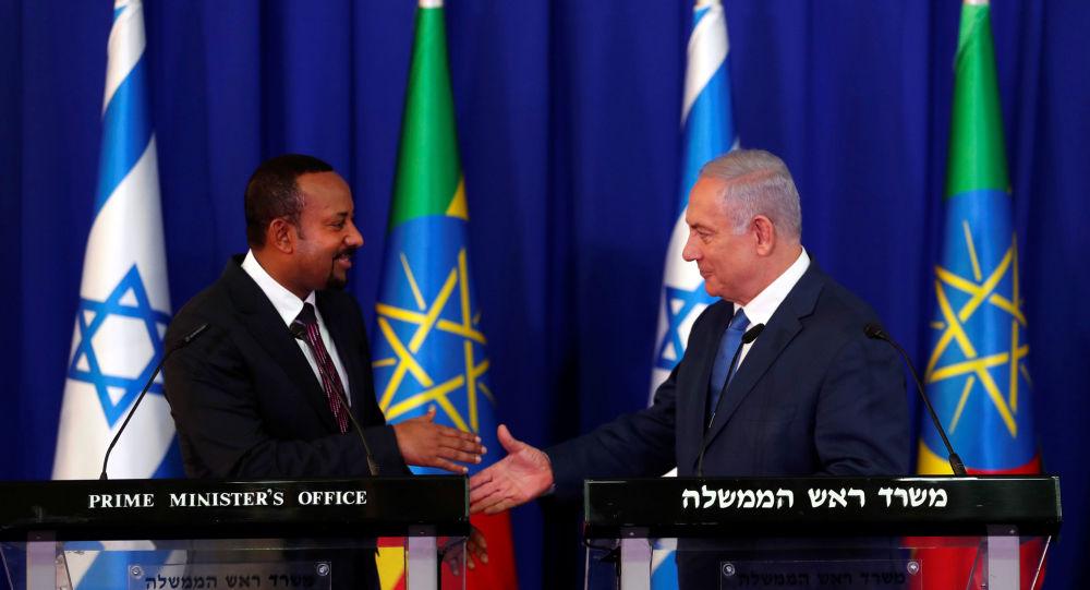 لكل فوز ثمن ...بعد حصزله  جائزة نوبل… آبي أحمد يدعو نتنياهو لزيارة إثيوبيا
