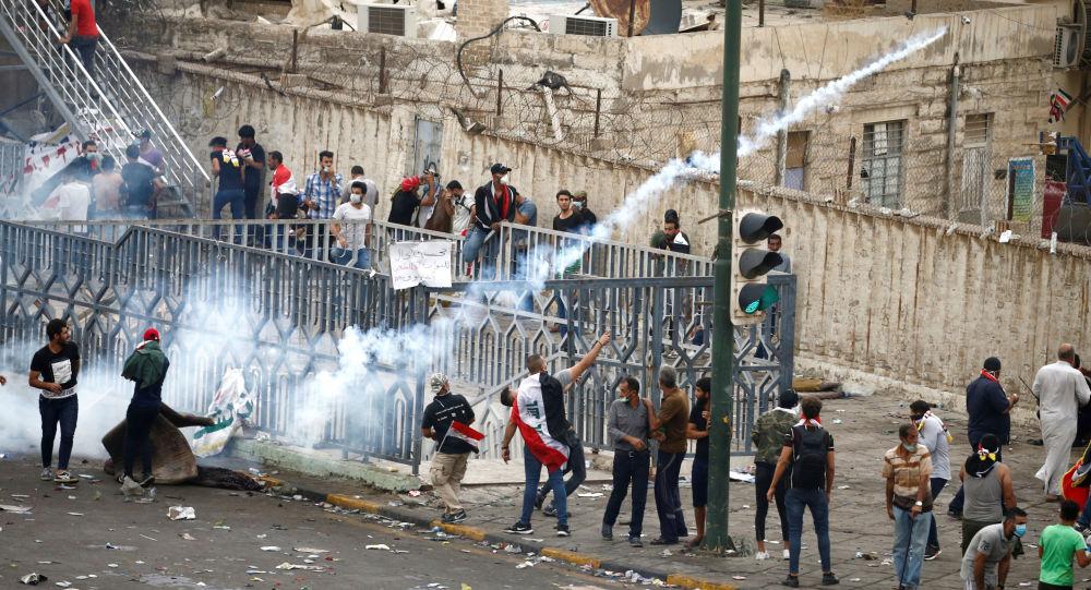 جدل في العراق حول من قتل المتظاهرين في احتجاجات الجمعة