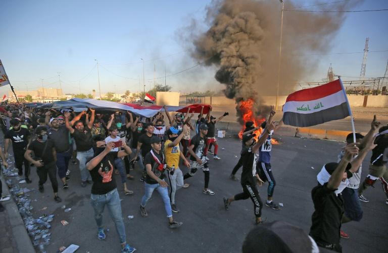 """القوات العراقية تقر بـ""""استخدام مفرط"""" للقوة"""