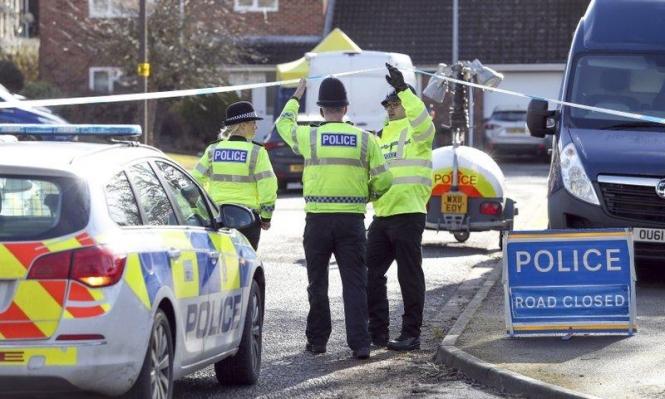 الشرطة البريطانية تعلن العثور على 39 جثة داخل شاحنة