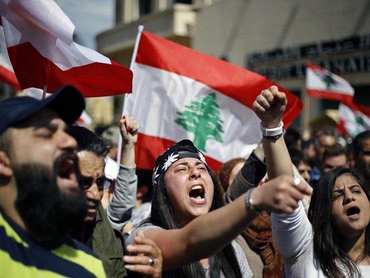 تواصل الاحتجاجات بلبنان بسبب تردي الأوضاع الاقتصادية