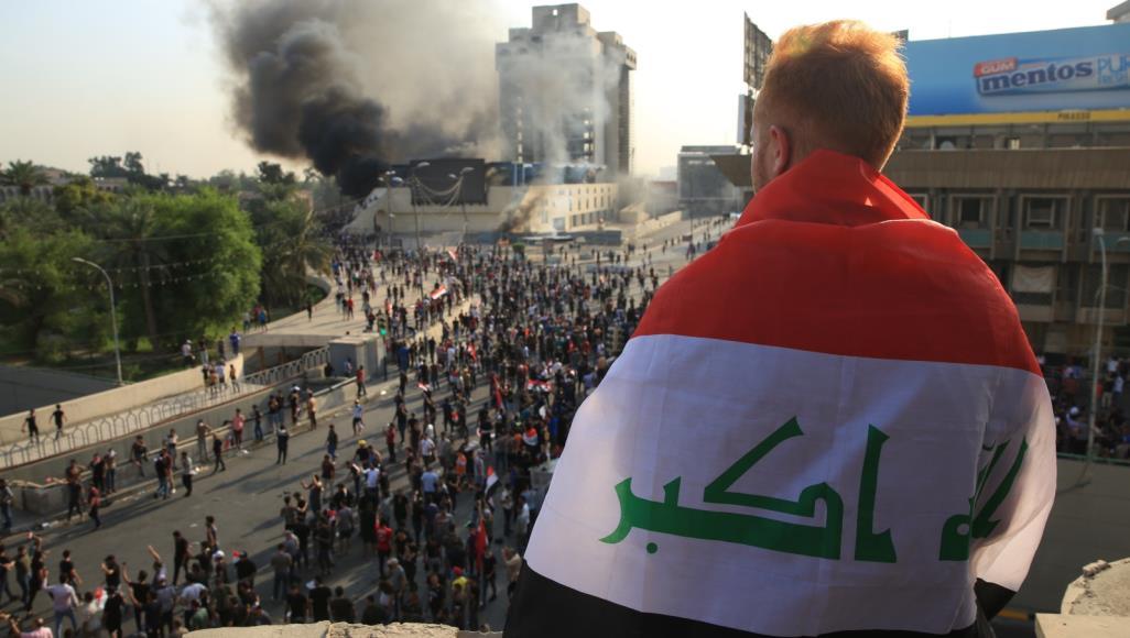 ارتفاع ضحايا الاحتجاجات في العراق إلى 63 قتيلا في يومين