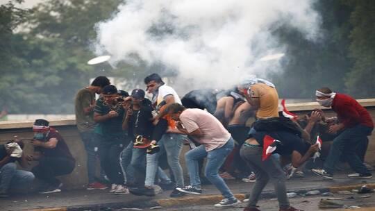 تقرير: إحصاء اولي لضحايا التظاهرات ومقار الأحزاب المحترقة