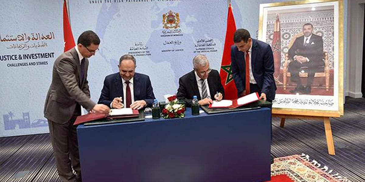 تعزيز مغربي- أردني للتعاون في مجال العدالة