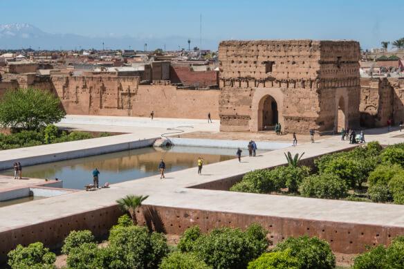 تسجيل مليوني زائر في تسعة عشر موقعا أثريا  بالمغرب في 2019