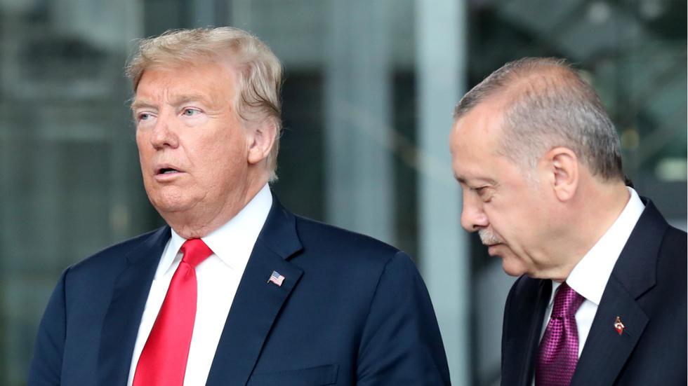 أردوغان يرفض لقاء نائب ترامب ووزير خارجيته بأنقرة