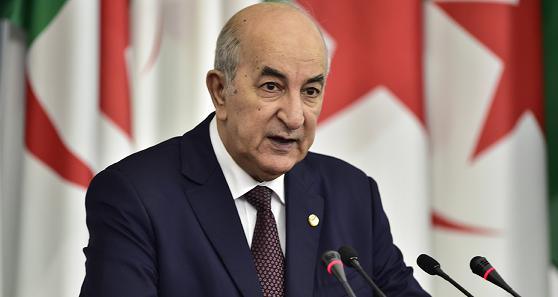 الرّئيس الجزائري: لا مشكلة لدينا مع المغرب..والصّحراء قضيّة تصفية استعمار