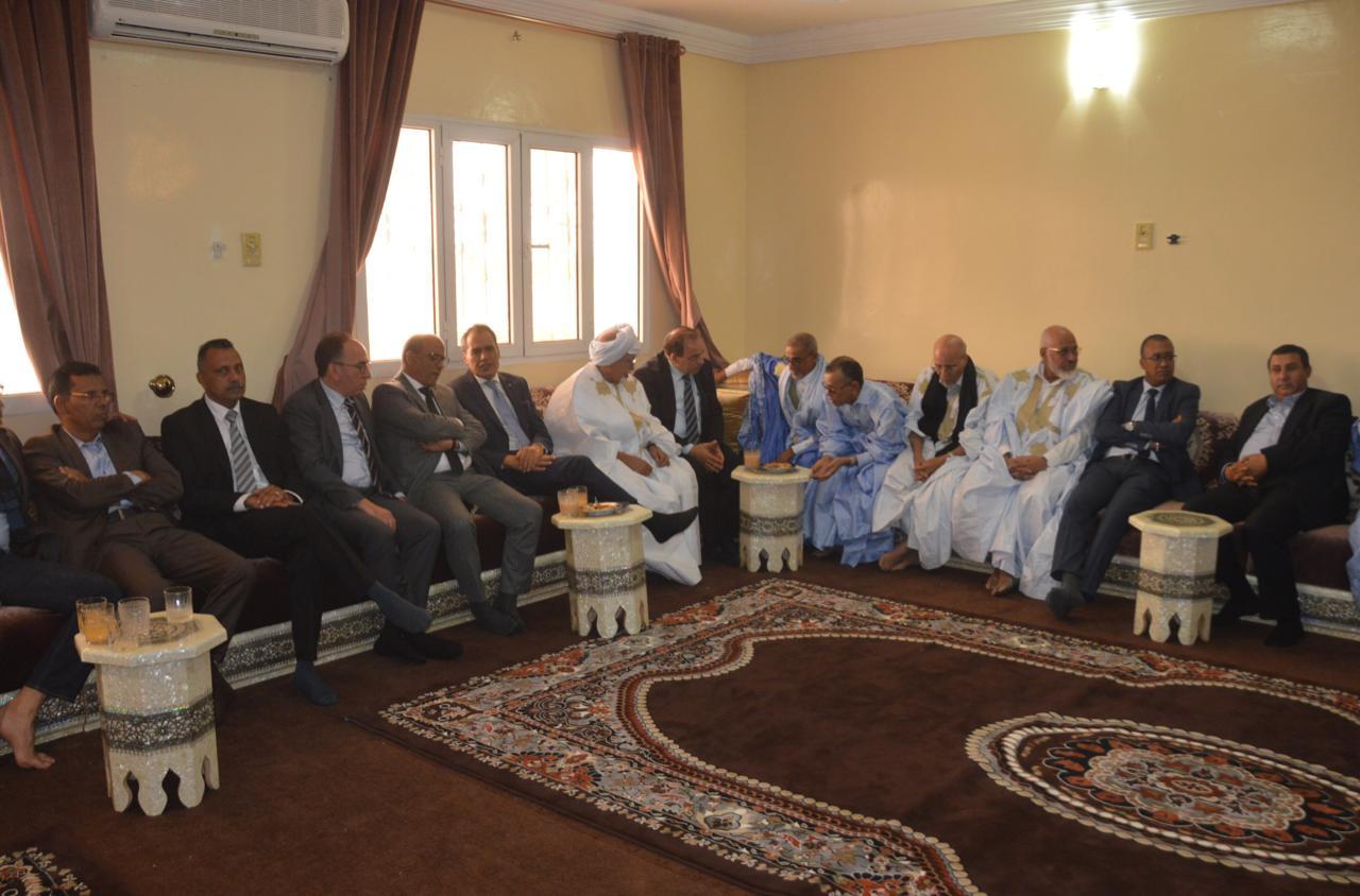 انطلاق فعاليات مهرجان المدن العتيقة بموريتانيا بمشاركة المغرب
