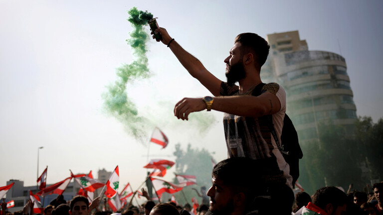 تغيير في تكتيك الاحتجاجات في لبنان