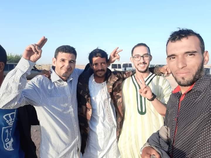"""""""البوليساريو"""" تنصاع للضغوط و تطلق سراح معتقلي الرأي في تندوف"""