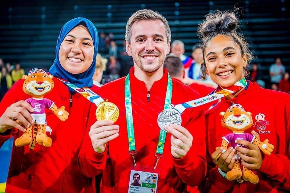 ضمنهم بطلة مغربية.. تكريم 6 رياضيين عرب في مؤتمر دولي بدبي