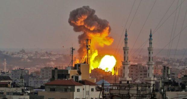 إدارة جيش الاحتلال  تقر بقتلها عائلة بالكامل جراء غارة على غزة
