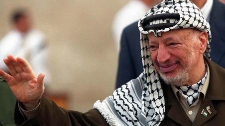 إحياء الذكرى الـ15 لرحيل ياسر عرفات