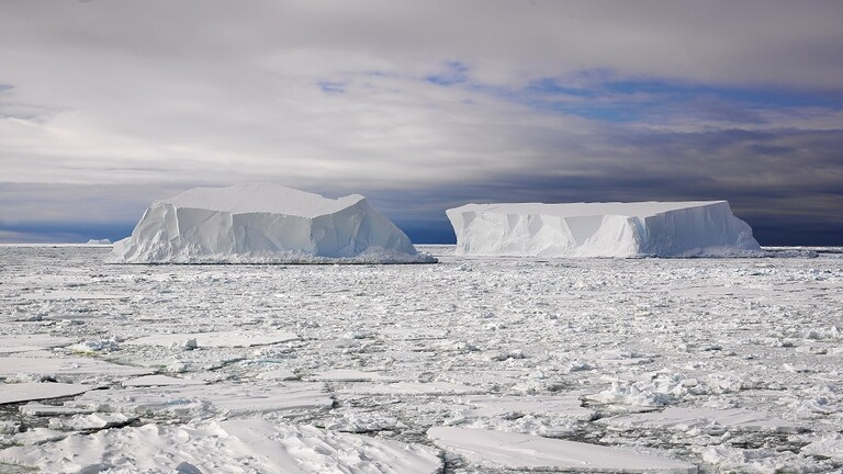 فرضية تشرح استمرار الحياة في العصر الجليدي