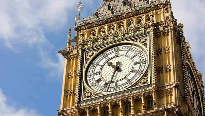 ترميم ساعة بيغ بن لتدق من جديد في ليلة رأس السنة