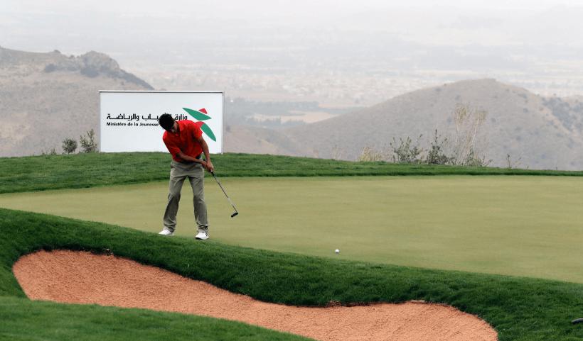 المغرب  يحتضن البطولة العربية للغولف بمراكش