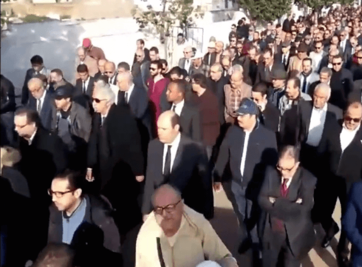 لفتيت يتقدم تشييع جنازة رئيس الطائفة اليهودية بفاس