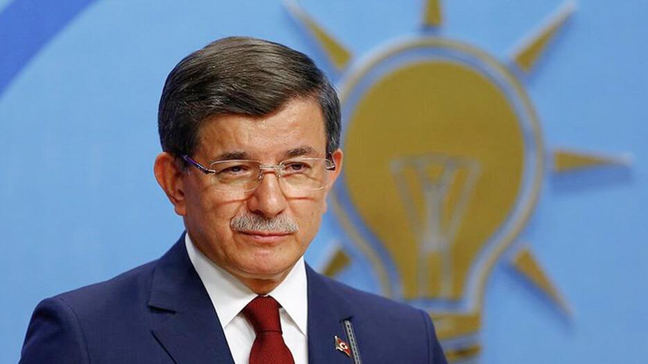 رئيس الوزراء التركي الأسبق يقدم ملف تأسيس حزبه الجديد