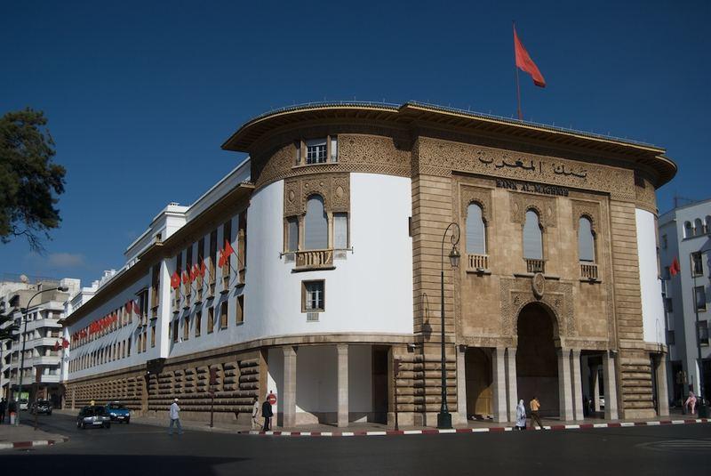 بنك المغرب يؤكد قدرة البنوك على مواجهة الصدمة