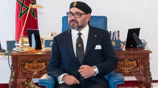"""الملك محمد السادس يُهنئ نهضة بركان بعد التتويج بلقب """"الكاف"""""""