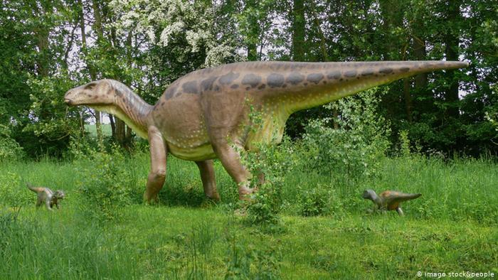 باحثون ألمان يكشفون سبب انقراض الديناصورات