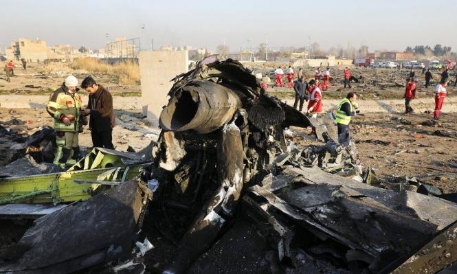 إيران تعلن مسؤوليتها عن سقوط الطائرة الأوكرانية وتقدم اعتذارها