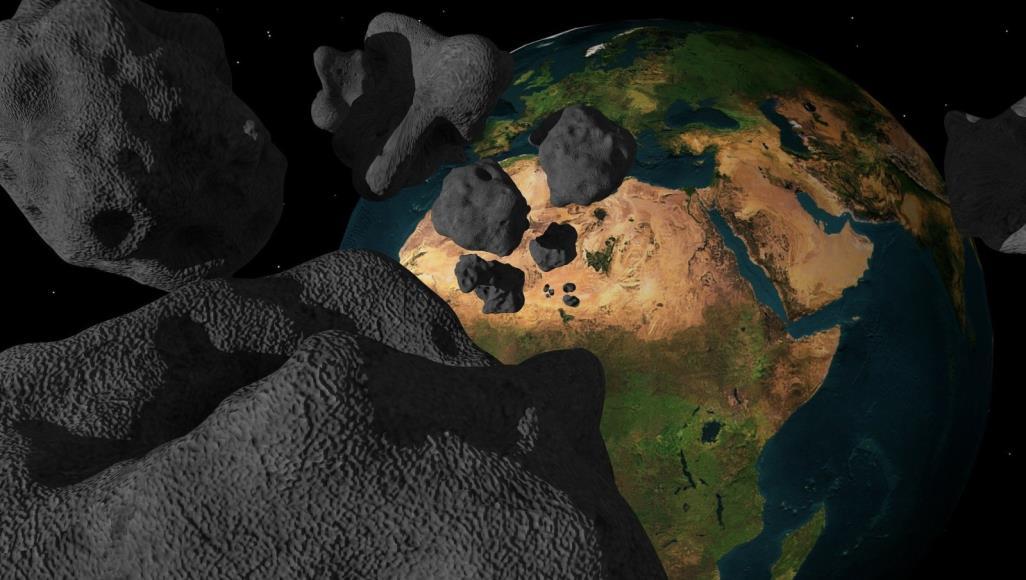العثور على موقع نيزك اصطدم بالأرض قبل 800 ألف عام