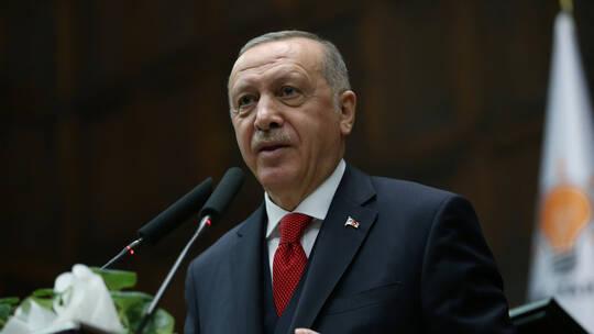 """أردوغان: حفتر """"ليس محلا للثقة"""""""