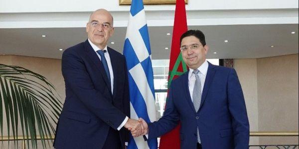 اليونان تعبر عن استغرابها لعدم دعوة المغرب لحضور مؤتمر برلين