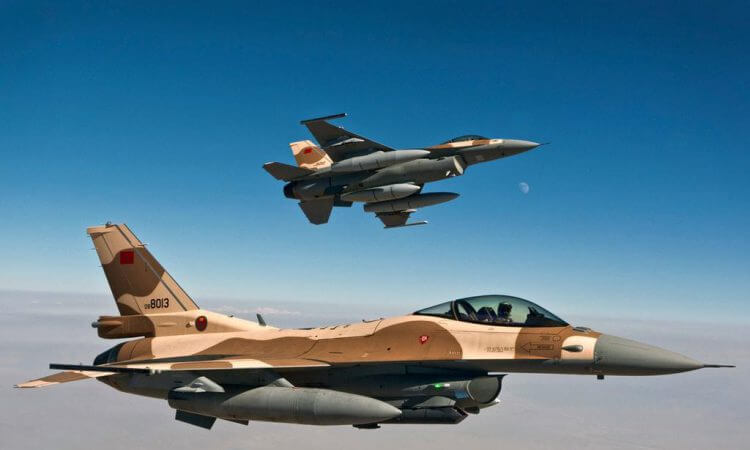 إبرام سلاح الجو المغربي لصفقات ضخمة يثير قلق الجزائر | Kech24 ...