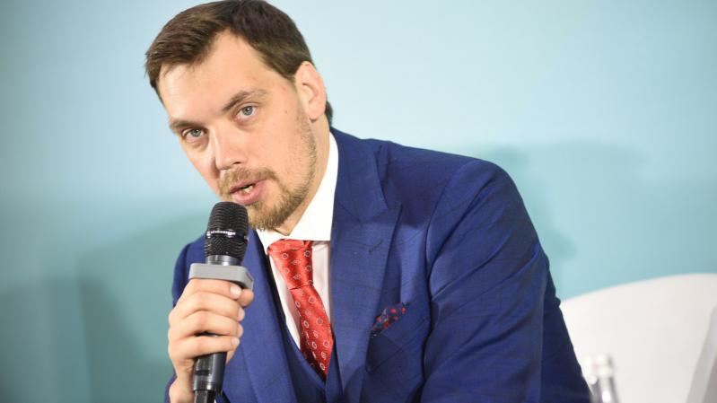 تسجيل صوتي لرئيس وزراء أوكرانيا ينتقد فيه الرئيس يطيح به من منصبه