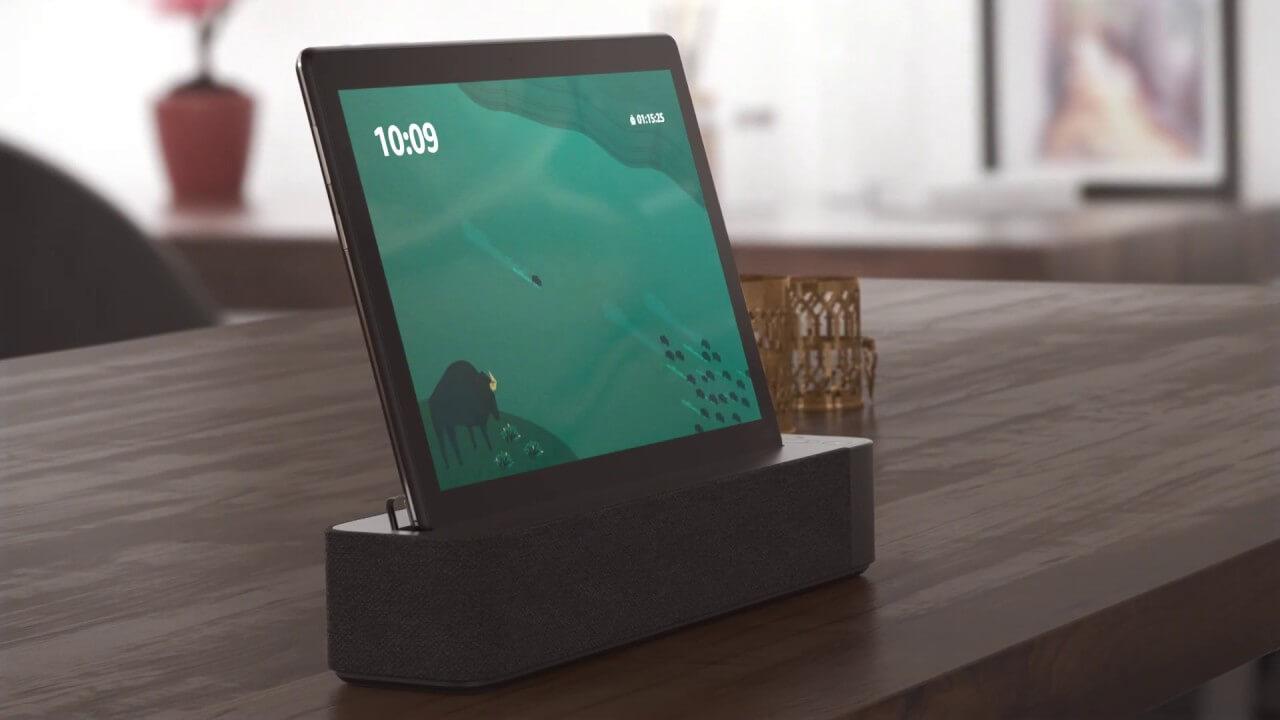 شركة LENOVO  تكشف عن حاسب لوحي متطور